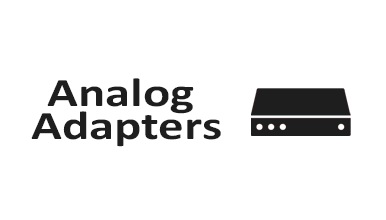 Analog Adapters