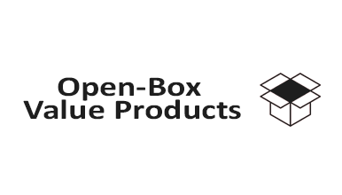 Open Box - Value Products