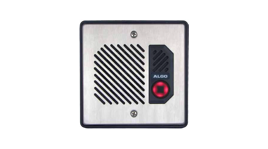 ALGO 3201 Digital Door Station 2 Wire - Brushed Stainless Steel