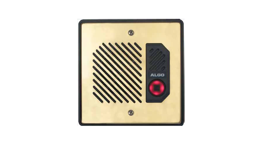 ALGO 3202 Digital Door Station 2 Wire - Brass