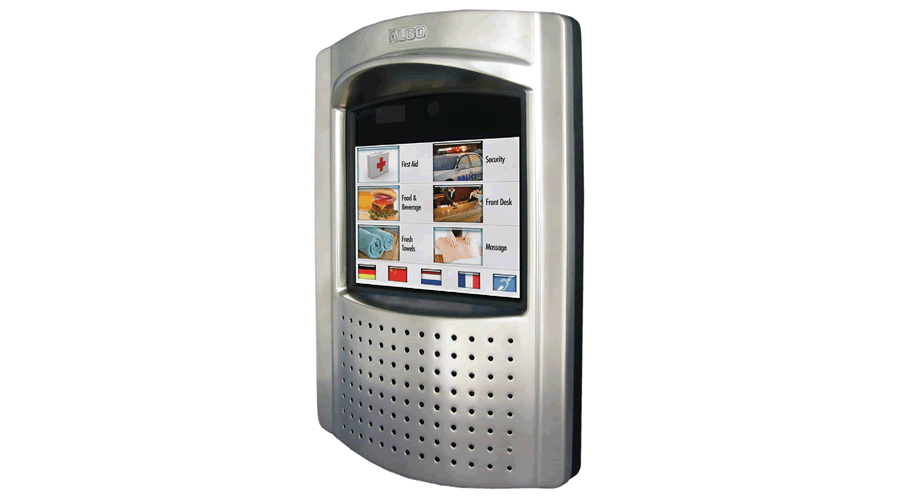 ALGO 8036 SIP-Based Multimedia Communication Intercom