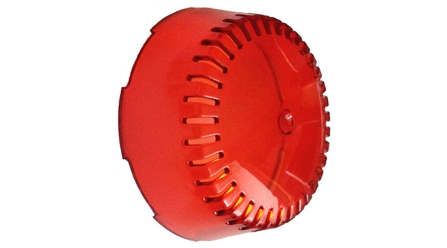 ALGO Strobe Lens Cover Red 8128/1128