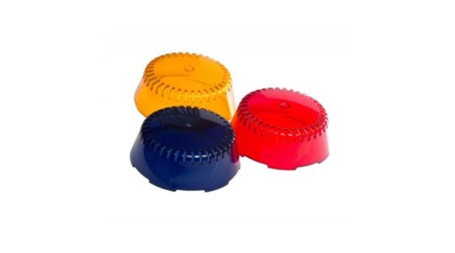 ALGO Lens Cap Kit For 1128 & 8128 (Amber/Blue/Red)