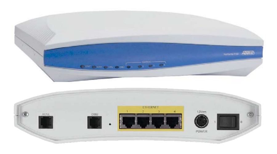 Adtran NetVanta 3130 with DBU