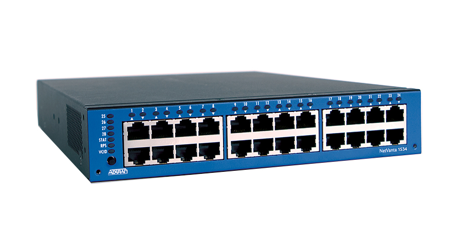 Adtran NetVanta 1534 2nd Gen 28-Port Gigabit Ethernet Switch