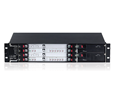 AudioCodes Mediant 3000 Enterprise SBC with redundant 1008 ESBC sessions including redundant chassis components