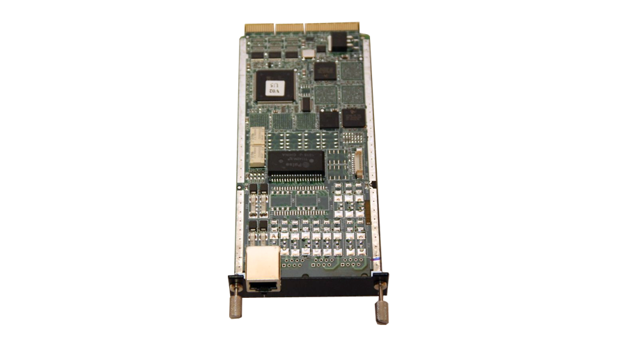 AudioCodes Mediant 1000B Digital Voice Module with Single E1/T1 span