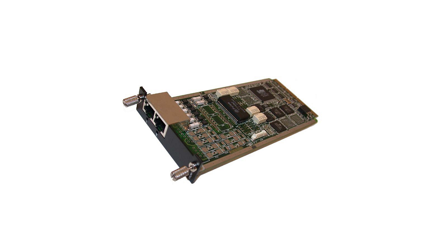 AudioCodes Mediant 1000B Digital Voice Module with two E1/T1 spans