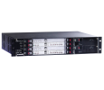 AudioCodes Mediant 3000 VoIP Gateway with redundant 8E1/10T1 Spans - AC power. Software upgradable up to 16E1/2