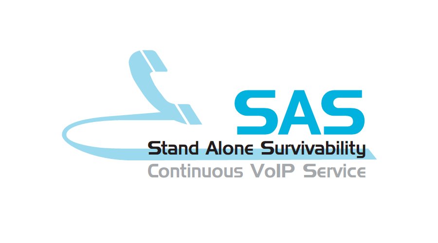 AudioCodes Stand-Alone Survivability (SAS) application