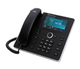 AudioCodes 450HD IP-Phone with Gigabit Ethernet, PoE and Skype for Business