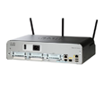 Cisco 1941W IEEE 802.11n Wireless Integrated Services Router