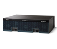Cisco 3925E with 4 onboard GE, C3900-SPE200/K9, 3 EHWIC slots, 3DSP slots, 2 SM slots, 256MB CF default (CISCO3925E/K9)