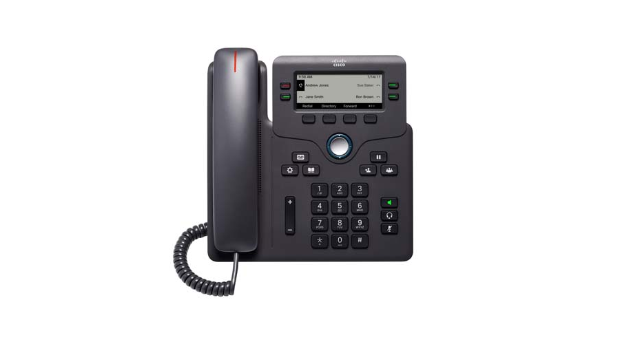 Cisco 6851 IP Phone for 3rd Party Call Control