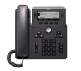 Cisco 6851 IP Phone with Multi-platform Phone Firmware - Includes Power Supply