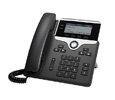 Cisco 7821 IP Phone with Multi-platform Phone Firmware