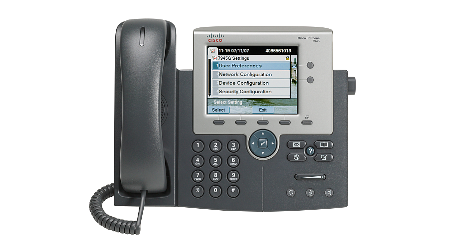Cisco 2-Line Unified IP Phone 7945G - Spare