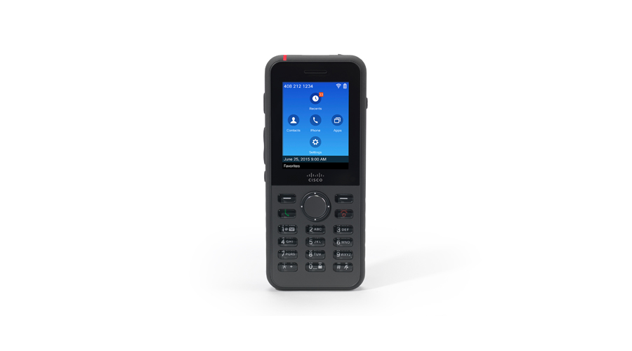 Cisco Wireless Unified Communications IP Phone 8821