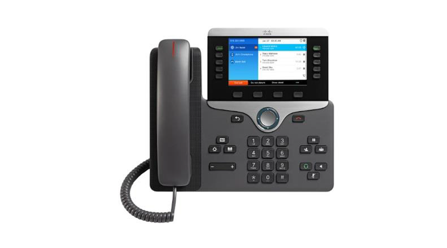 Cisco 8841 IP Phone for 3rd Party Call Control