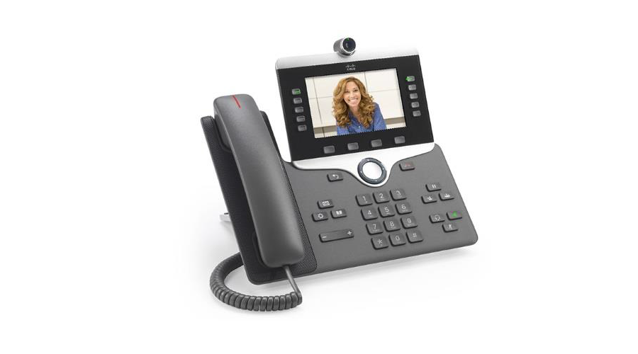 Cisco 8865 Unified Communications IP Phone
