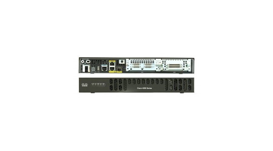 Cisco ISR 4221 Integrated Services Router