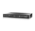 Cisco SG350-52P - 48-port (PoE) 10/100/1000 Managed Switch
