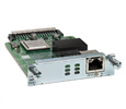 Cisco 1-Port T1/E1 Multiflex Trunk Voice/WAN Interface Card (VWIC3-1MFT-T1/E1)