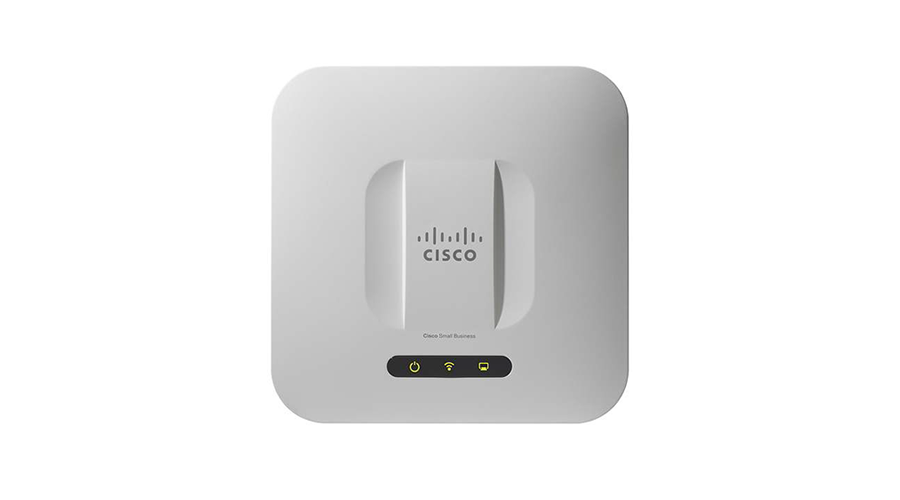 Cisco WAP551 Wireless-N Single Radio Selectable-Band Access Point with Single Point Setup (2.4 or 5 GHz)