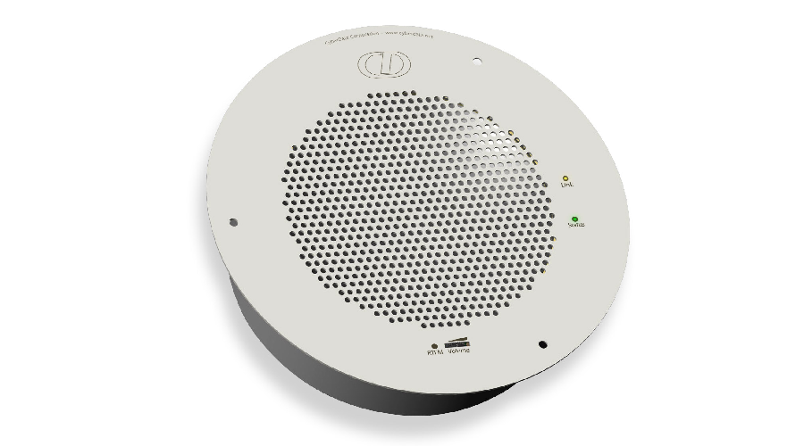 Cyberdata VoIP Ceiling Speaker SIP - Open Box