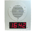 Cyberdata RAL 9002, Gray White, Standard - Flush Mount Clock Kit (011106)