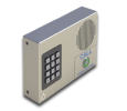 Cyberdata VoIP Intercom with Keypad (Wall-Mount) (Standard Color, RAL 9003, Signal White)