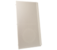 Cyberdata Ceiling Tile Drop-In Speaker, Syn-Apps enabled – Gray White