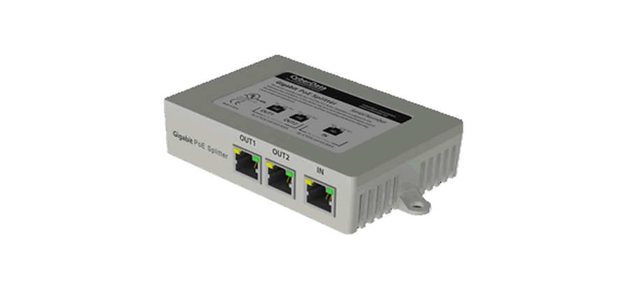 Cyberdata 2-Port PoE Gigabit Switch