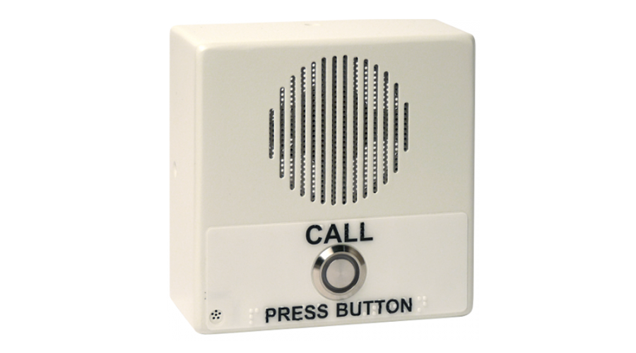 Cyberdata V3 Indoor Intercom - Signal White