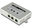 Cyberdata 2-Port PoE Gigabit Port Mirroring Switch (011258)