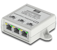 Cyberdata 3 Port USB Gigabit Port Mirroring Switch (011259)