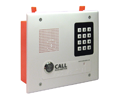 Cyberdata VoIP Intercom with Keypad (Flush-Mounted) (Standard Color, RAL 9003, Signal White)