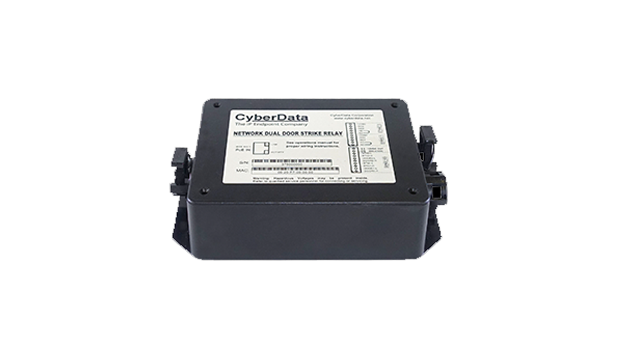 Cyberdata Networked Dual Door Strike Relay