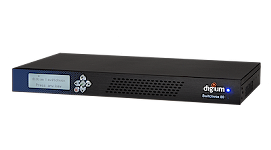 Digium Switchvox 80 Appliance Cold Spare, NA