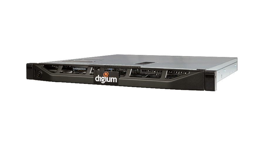 Digium Switchvox E530 Appliance - NA Power Adapter Included