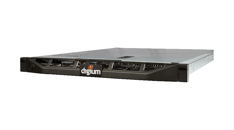 Digium Switchvox E540 Appliance - NA Power Adapter Included