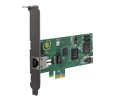 Digium 1TE131F One (1) Span Digital T1/E1/J1/PRI PCI-Express Card (1TE131F)
