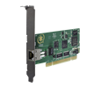 Digium TE134 (1) Single Span T1/E1/J1/PRI PCI card with Hardware Echo Cancellation (1TE134F)