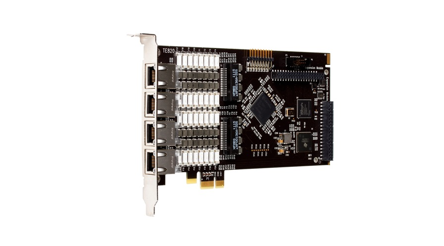 Digium TE820 Octal-Span Digital Card