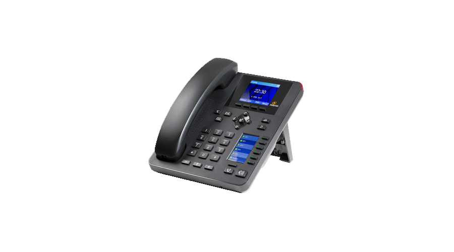 Digium A25 - 4-Line SIP Phone with HD Voice