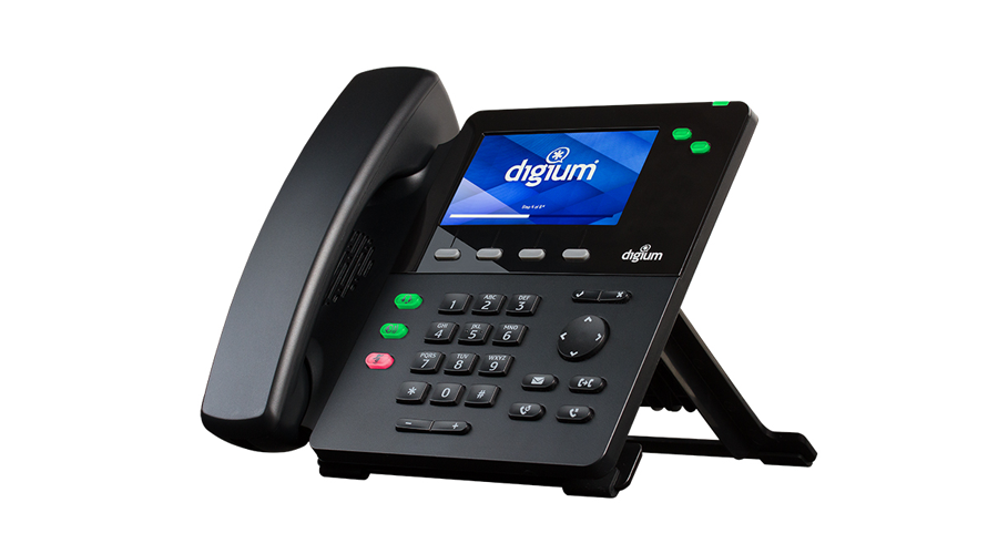 Digium D60 Entry-Level HD Phone - Includes Power Supply