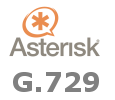 Digium Asterisk G.729 License