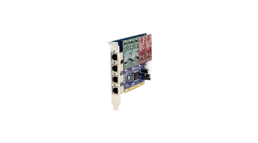 Digium TDM400P Analog Card - OPEN BOX