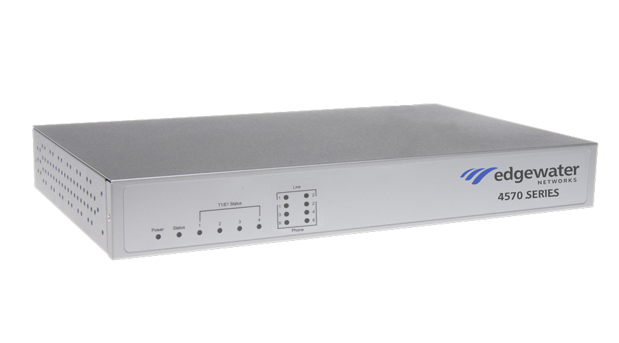 Edgewater Networks 4571: EdgeMarc 15T Single T1 Enabled - Open Box