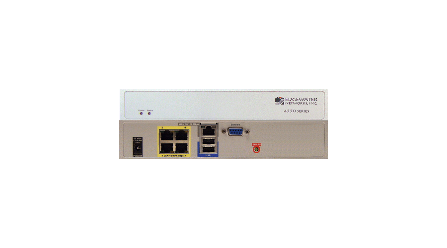 Edgewater Networks EdgeMarc 4550 - 2 Calls OPEN BOX